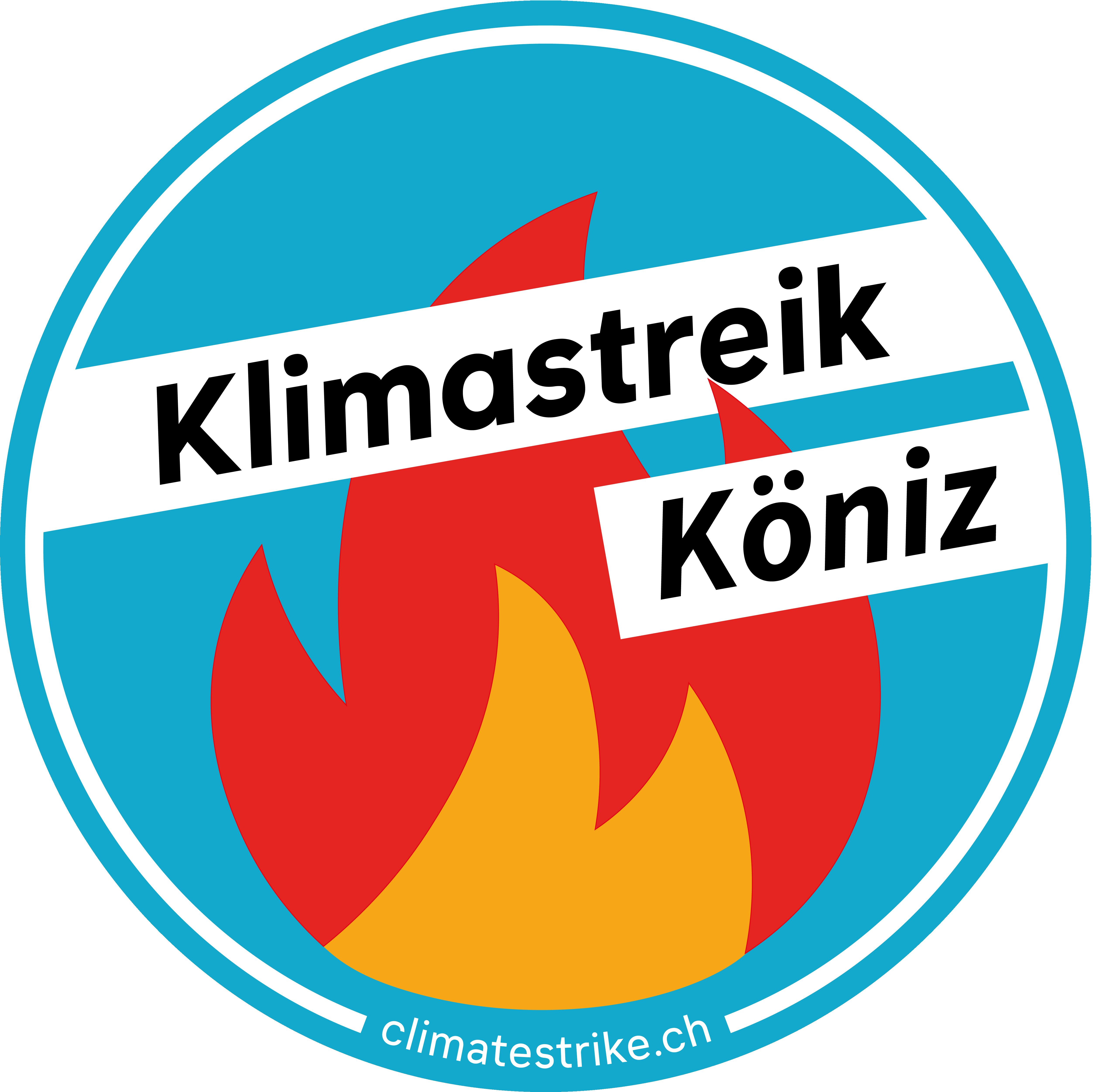 Klimastreik Logo